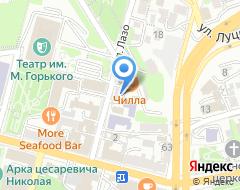 Компания Нотариус Петровская Л.Ю. на карте города