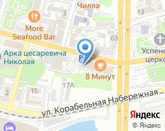 Компания ЭКСПО-лизинг на карте города