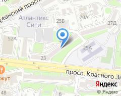 Компания Нотариус Гурьева О.С. на карте города