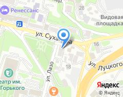 Компания Адвокатский кабинет Петровского И.В. на карте города