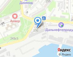 Компания Диомид на карте города