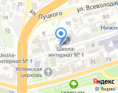 Компания INTEGROUP на карте города