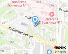Компания Компания по оценке и сертификации на карте города