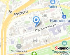 Компания Кода-Гарант на карте города