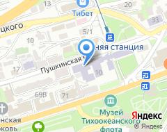 Компания Наука-Сервис на карте города