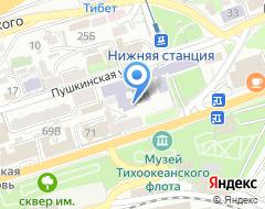 Компания Арт-ДВ на карте города