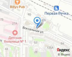 Компания АвтоГен на карте города