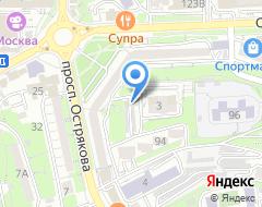 Компания Active-T на карте города
