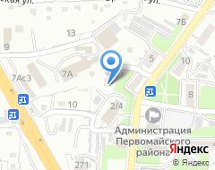 Компания S-MOTORS на карте города