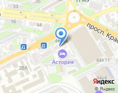 Компания Белянцев и партнеры на карте города