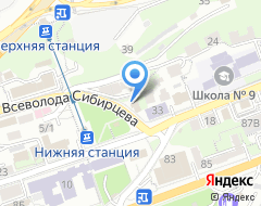 Компания Адвокатский кабинет Голован Ю.Ю. на карте города