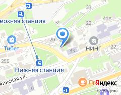 Компания Дальневосточный центр оценки на карте города