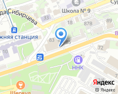 Компания ВЭД-Гарант на карте города
