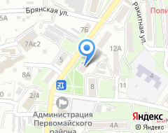 Компания Экспресс-кредит на карте города