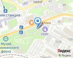 Компания Draco Patronus на карте города