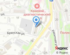 Компания БизнесАктив на карте города