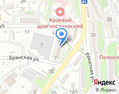 Компания ТехСтройКонтракт на карте города