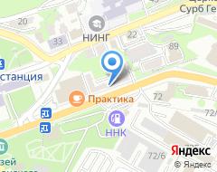 Компания Нотариус Краснова Н.В на карте города