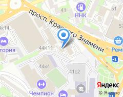 Компания Инструментальный автосервис на карте города