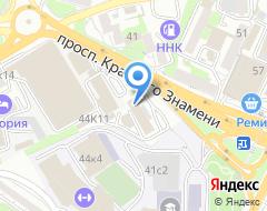 Компания Axiom на карте города