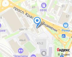 Компания Аксиома на карте города