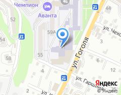 Компания Приморский межотраслевой центр на карте города