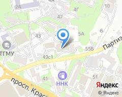 Компания Oppozit_vl на карте города