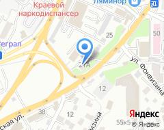 Компания Аларм Центр на карте города