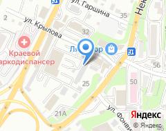 Компания Автокомфорт на карте города