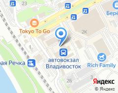 Компания ДК-плюс на карте города
