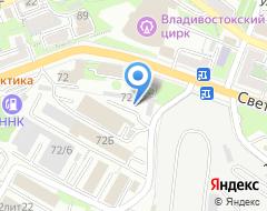 Компания Шальная пена на карте города