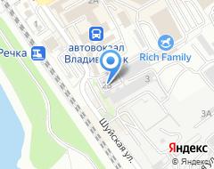 Компания Аким на карте города