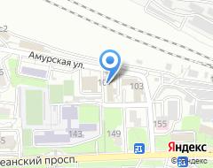Компания Городская служба аварийных комиссаров на карте города