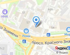 Компания ПримПечать на карте города