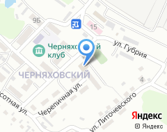 Компания Тепловизионная Диагностика на карте города