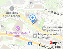 Компания Азъ финанс бухгалтерские услуги на карте города