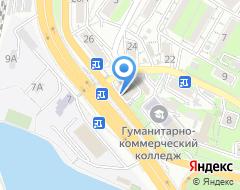 Компания Смайл Финанс на карте города