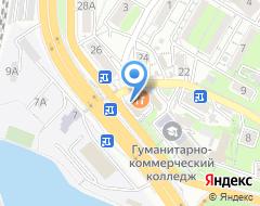 Компания АДВЕРТИС на карте города
