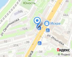 Компания Деньга на карте города