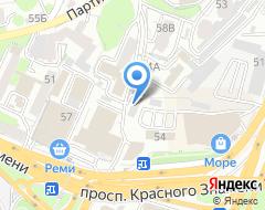 Компания Авторитет на карте города