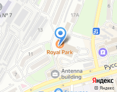 Компания Нотариус Алексеева Т.Г на карте города