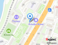 Компания Регион-Приморье на карте города