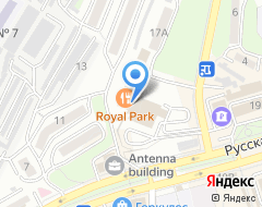 Компания YANMAR на карте города