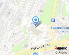 Компания Агентство путешествий на карте города