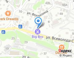 Компания ВладГеоСтрой на карте города