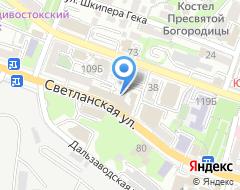 Компания Приморская Архивная Служба на карте города