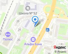 Компания Фрегат на карте города