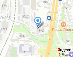 Компания Mazda-Suzuki на карте города