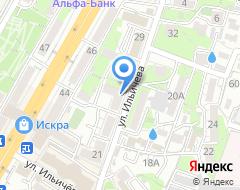 Компания Приморский экспертно-правовой центр на карте города