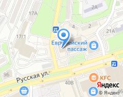Компания ВЛМОТОРС на карте города